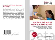 Bookcover of Psychiatric and Mental Health Nurse Practitioner
