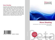 Bookcover of Wave Shoaling