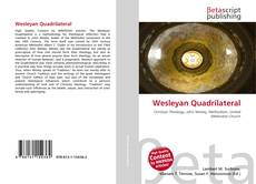 Bookcover of Wesleyan Quadrilateral