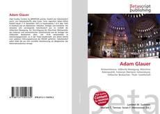 Buchcover von Adam Glauer
