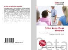 Borítókép a  Schur–Zassenhaus Theorem - hoz