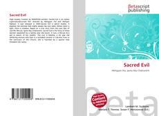 Sacred Evil kitap kapağı