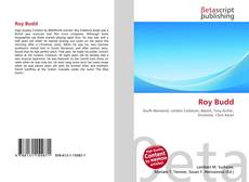 Couverture de Roy Budd