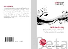 Bookcover of Self-Similarity