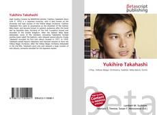 Bookcover of Yukihiro Takahashi