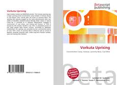 Buchcover von Vorkuta Uprising