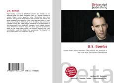 U.S. Bombs kitap kapağı