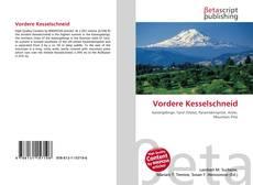 Bookcover of Vordere Kesselschneid