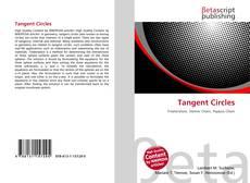 Capa do livro de Tangent Circles