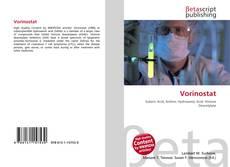 Bookcover of Vorinostat