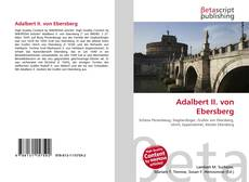 Borítókép a  Adalbert II. von Ebersberg - hoz