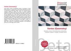Bookcover of Vertex (Geometry)