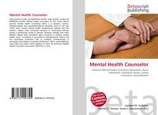 Buchcover von Mental Health Counselor