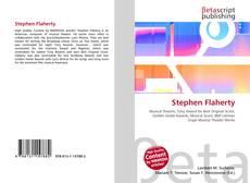 Stephen Flaherty kitap kapağı