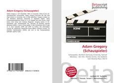 Buchcover von Adam Gregory (Schauspieler)