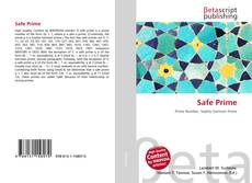 Bookcover of Safe Prime
