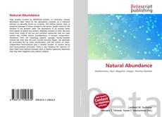 Bookcover of Natural Abundance
