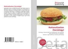 Rationalization (Sociology) kitap kapağı