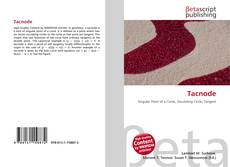 Bookcover of Tacnode