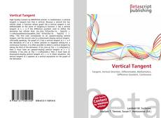 Bookcover of Vertical Tangent