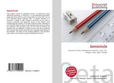 Bookcover of Semicircle