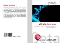 Buchcover von Wilhelm Johannsen