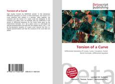 Bookcover of Torsion of a Curve