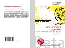 Bookcover of Semiparametric Regression