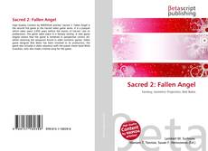 Bookcover of Sacred 2: Fallen Angel