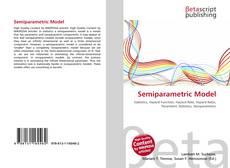 Buchcover von Semiparametric Model