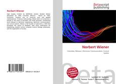 Bookcover of Norbert Wiener