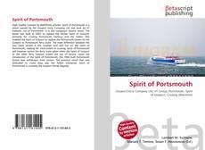 Buchcover von Spirit of Portsmouth