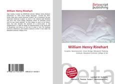 Bookcover of William Henry Rinehart