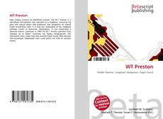 Bookcover of WT Preston