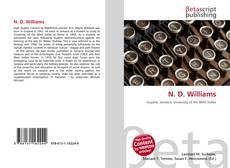 Buchcover von N. D. Williams