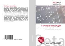 Borítókép a  Srinivasa Ramanujan - hoz