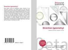 Copertina di Direction (geometry)