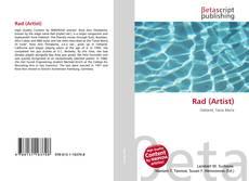Capa do livro de Rad (Artist)