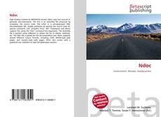 Buchcover von Ndoc