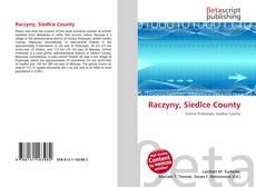 Raczyny, Siedlce County的封面