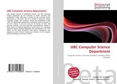 Portada del libro de UBC Computer Science Department