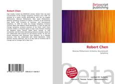 Bookcover of Robert Chen