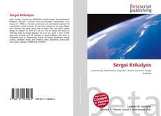 Bookcover of Sergei Krikalyov