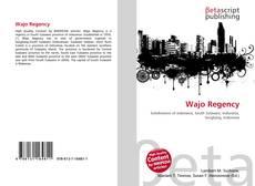 Bookcover of Wajo Regency
