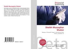 Portada del libro de Sheikh Muszaphar Shukor