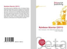 Capa do livro de Rainbow Warrior (2011)