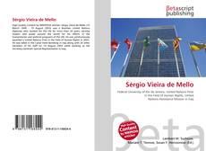 Capa do livro de Sérgio Vieira de Mello