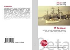 Buchcover von SS Papoose