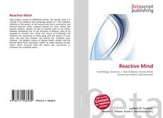 Bookcover of Reactive Mind