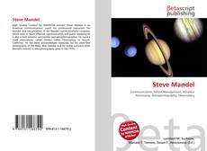 Bookcover of Steve Mandel